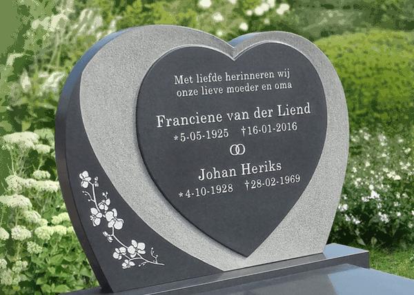 Teksten voor een grafsteen hulp bij een passende tekst - Smeedijzeren prieel leunde tegen ...
