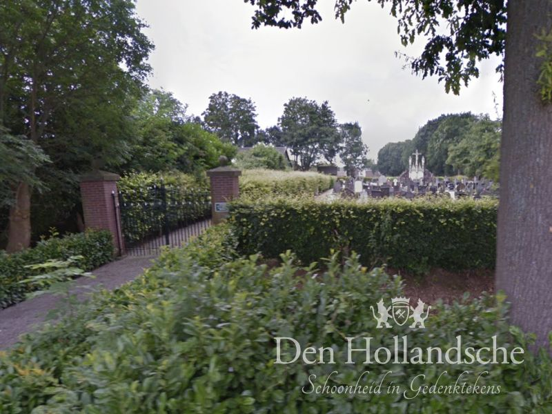 Grafmonument Batenburg Nederlands Hervormd/Protestants Begraafplaats Batenburg