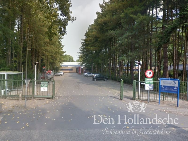 Grafmonument Bergen op Zoom Crematorium Zoomstede 1
