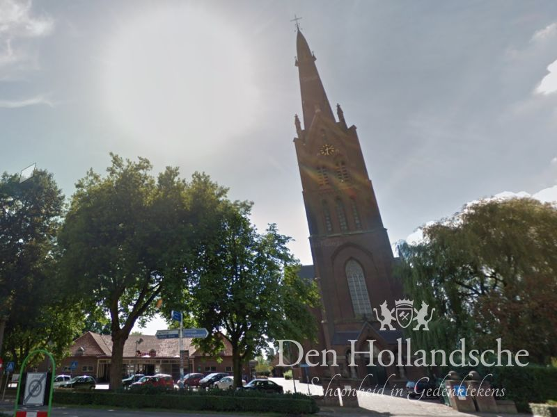 Grafmonument Heeswijk-Dinther Parochie Sint Servatius te Heeswijk-Dinther
