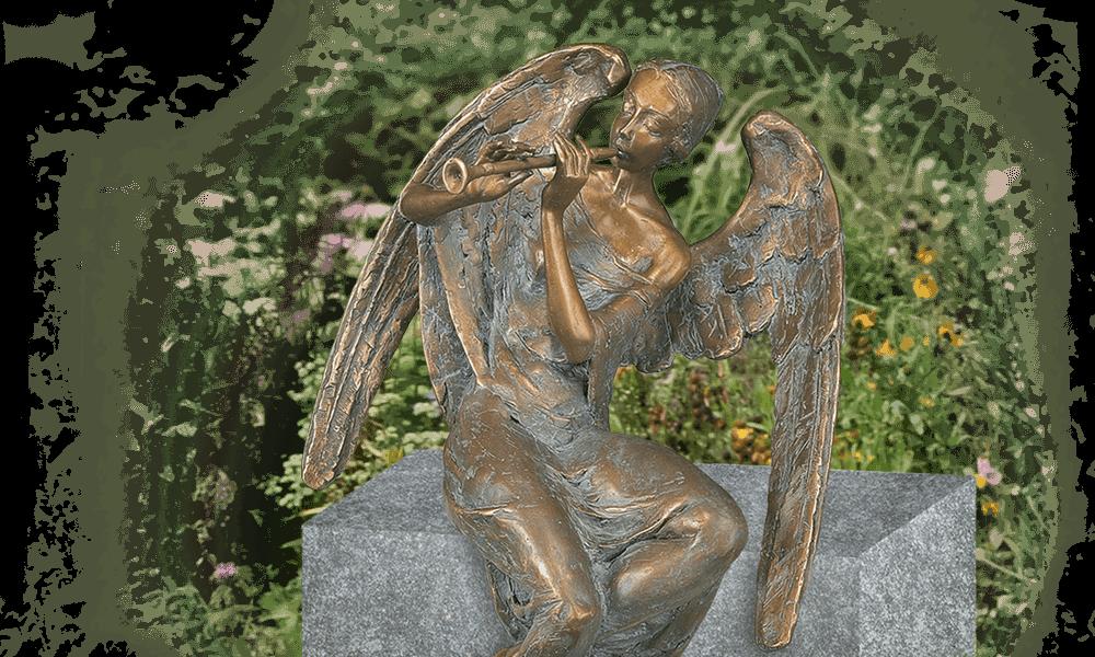 Bronzen Engelen Beelden.Grafaccessoires Engelen En Heiligen Den Hollandsche Gedenktekens