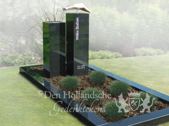 Zuilen grafmonument